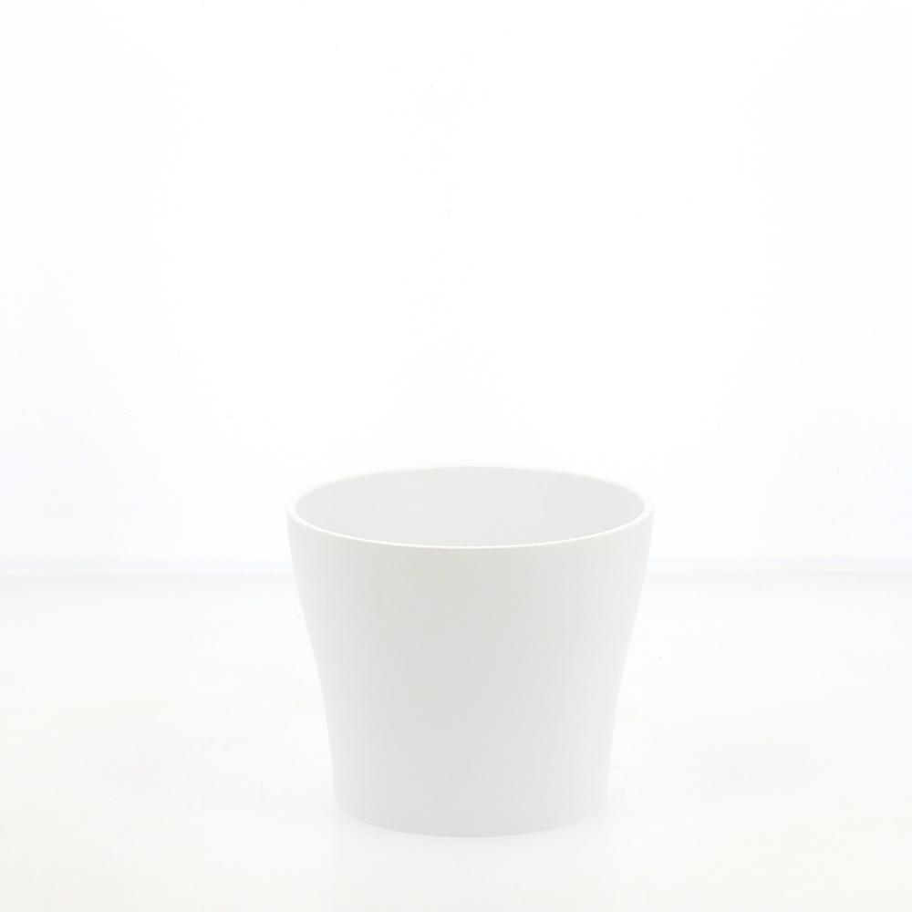 vaso ceramica panna