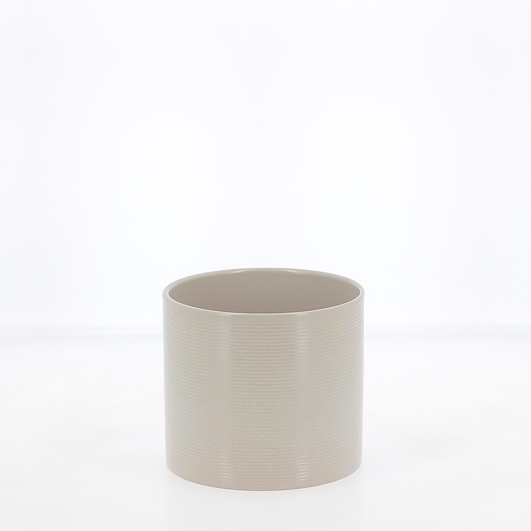 vaso in ceramica sesame