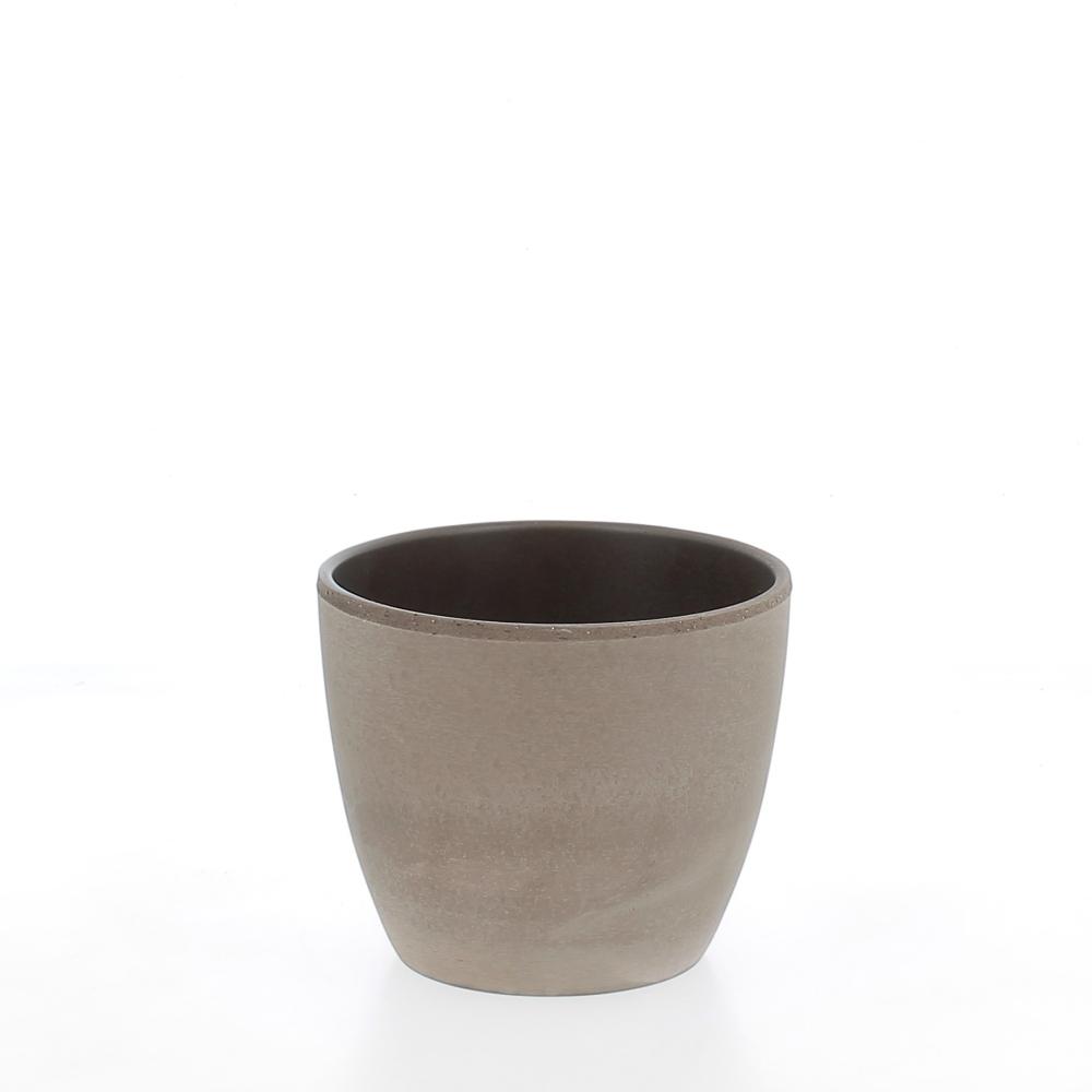 vaso ceramica earth
